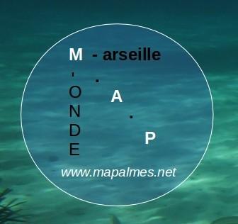 Marseille à palmes